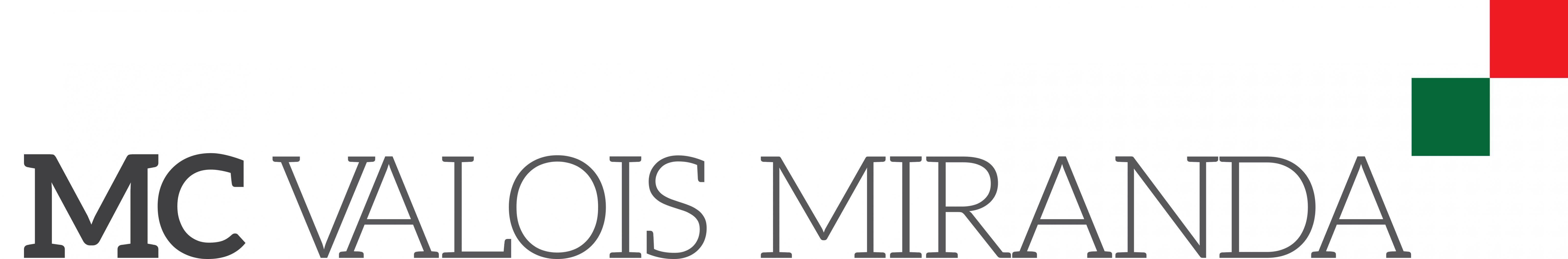 Logo MCA Valois Miranda Ai (vetor)