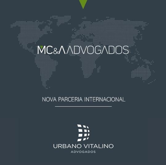 Parceria na América Latina com o escritório Urbano Vitalino Advogados